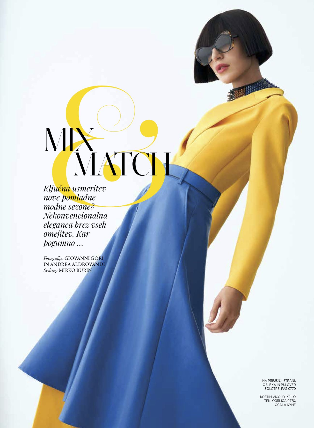 Gloss Magazine Cover - Pic. 3
