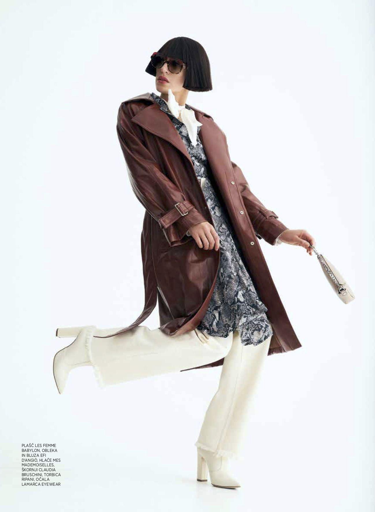 Gloss Magazine Cover - Pic. 4