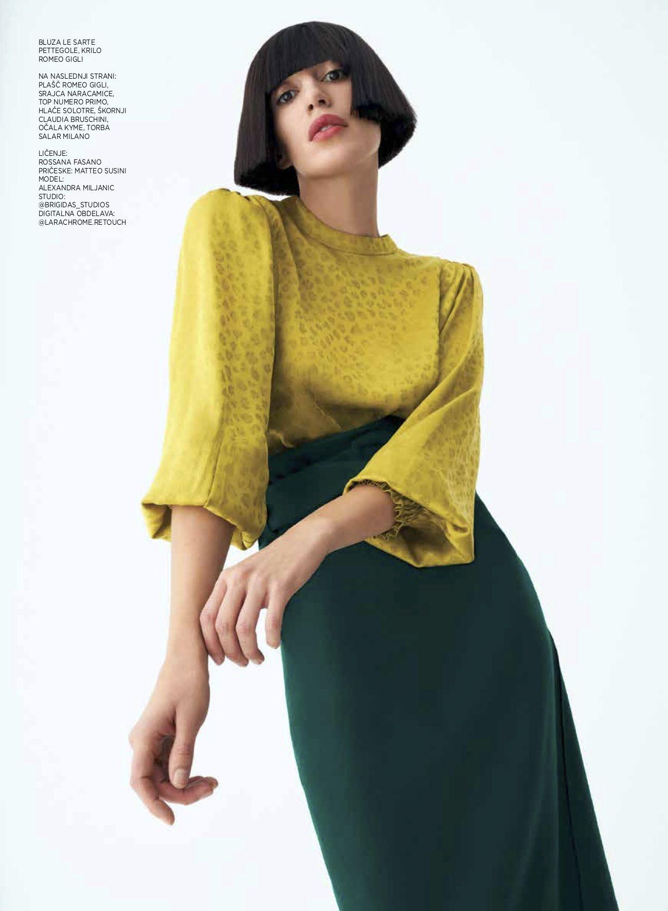 Gloss Magazine Cover - Pic. 8