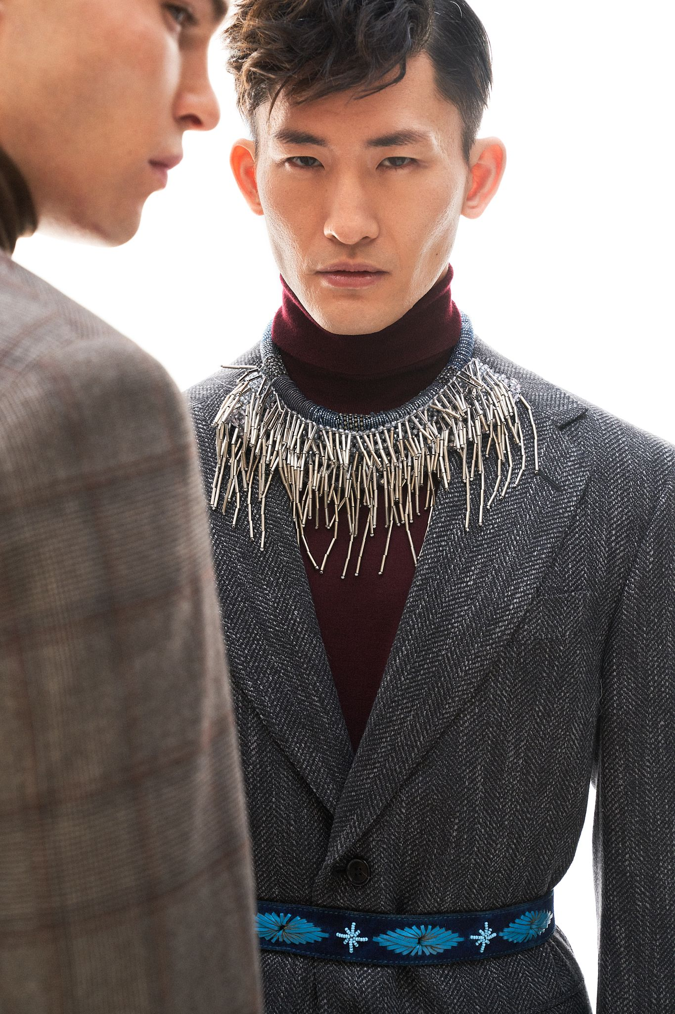 Editorial on Man in Town  - Pic. 5
