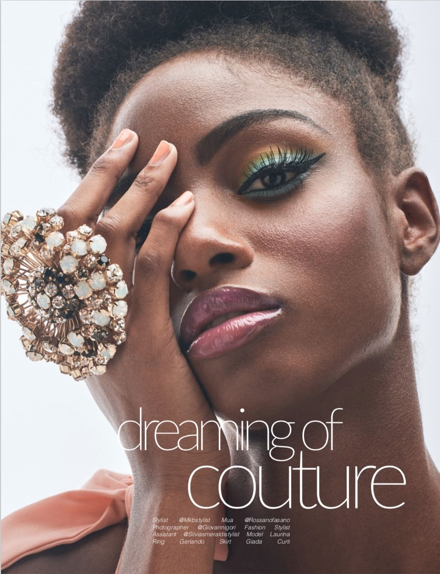 Editorial -Dreaming of couture-  Lucys Magazine  - Pic. 2