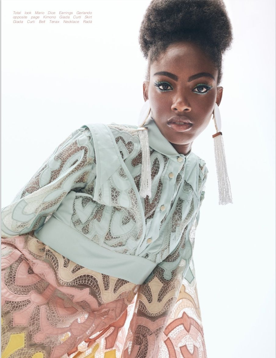 Editorial -Dreaming of couture-  Lucys Magazine  - Pic. 4