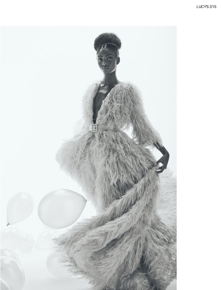 Editorial -Dreaming of couture-  Lucys Magazine  - Pic. 5