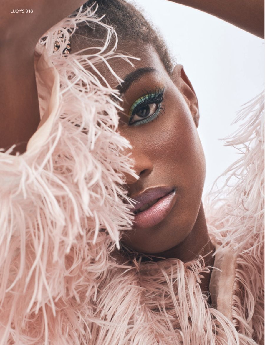Editorial -Dreaming of couture-  Lucys Magazine  - Pic. 6
