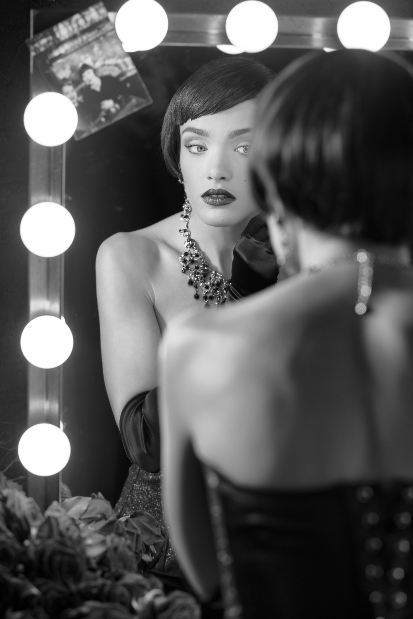 Editorial - Diva en Noir - Pic. 3
