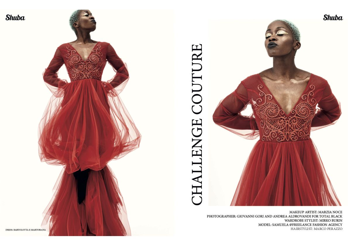 Challenge Couture on Shuba Magazine - issue 42 vol. 8 - Pic. 5