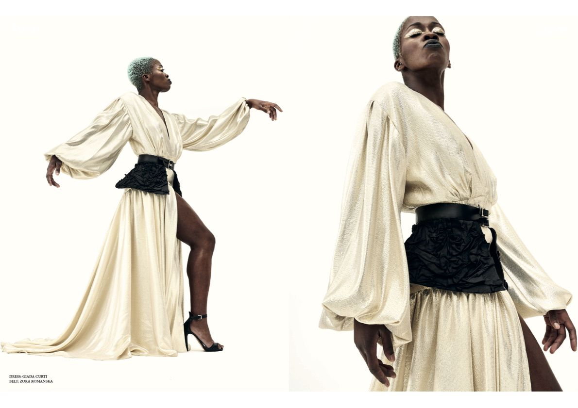 Challenge Couture on Shuba Magazine - issue 42 vol. 8 - Pic. 4
